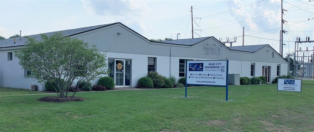 Quad City Engineering Company, Inc.